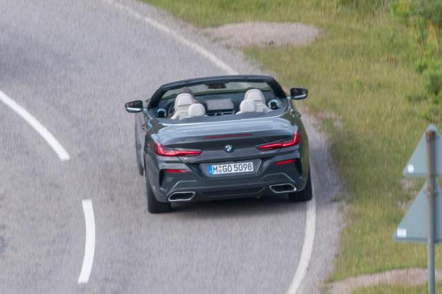 BMW 8-Series mui trần 2019 xuất hiện trần trụi sớm gần một năm - Ảnh 3.