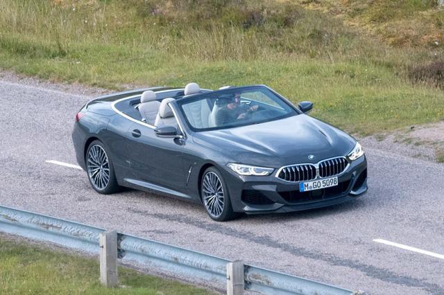 BMW 8-Series mui trần 2019 xuất hiện trần trụi sớm gần một năm - Ảnh 2.