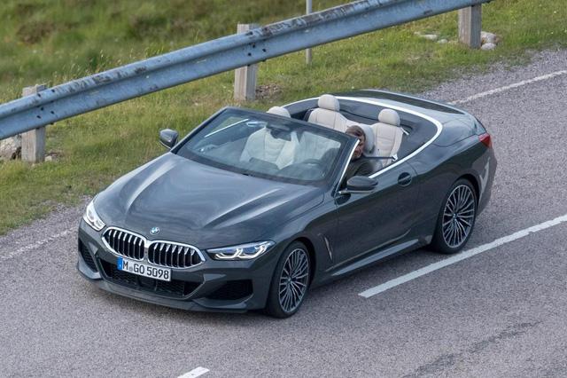 BMW 8-Series mui trần 2019 xuất hiện trần trụi sớm gần một năm - Ảnh 1.