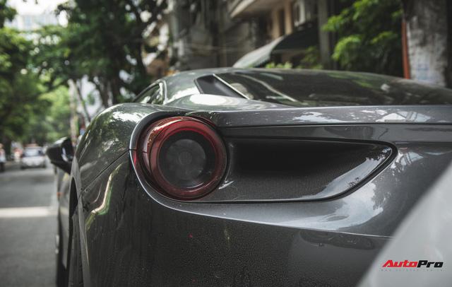 Sieu xe Ferrari 488 GTB cua Cuong Do-la tien ra Ha Noi