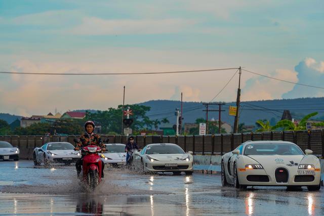 Hành trình xuyên Việt của đoàn siêu xe Trung Nguyên Legend chính thức khép lại - Ảnh 7.