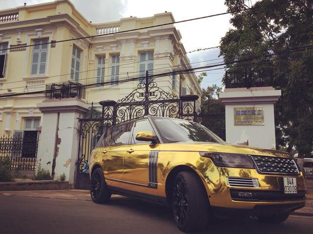 Lamborghini Huracan hàng độc và Range Rover của dân chơi xe Bạc Liêu thay dàn áo chrome kiểu đại gia Dubai - Ảnh 5.