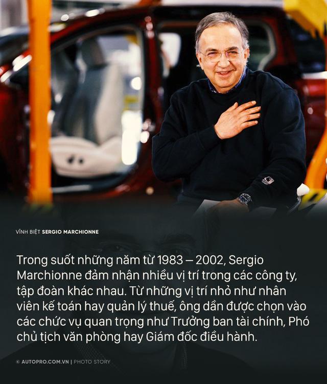Sergio Marchionne - Cuộc đời từ nhân viên kế toán tới Giám đốc điều hành Ferrari - Ảnh 3.