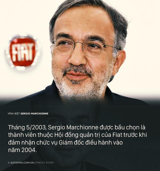 Sergio Marchionne - Cuộc đời từ nhân viên kế toán tới Giám đốc điều hành Ferrari - Ảnh 4.