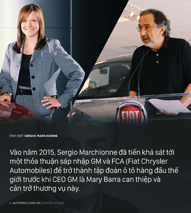 Sergio Marchionne - Cuộc đời từ nhân viên kế toán tới Giám đốc điều hành Ferrari - Ảnh 7.