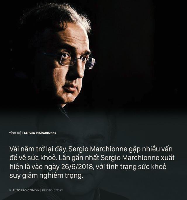 Sergio Marchionne - Cuộc đời từ nhân viên kế toán tới Giám đốc điều hành Ferrari - Ảnh 8.