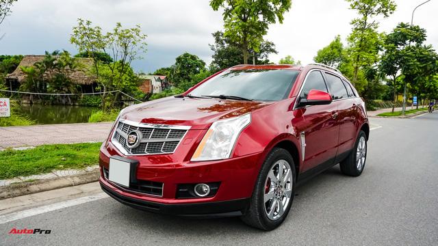Cadillac SRX 2010 - Món ngon nhưng ít đại gia Việt thưởng thức - Ảnh 3.