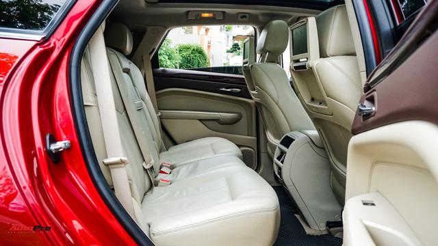 Cadillac SRX 2010 - Món ngon nhưng ít đại gia Việt thưởng thức - Ảnh 18.