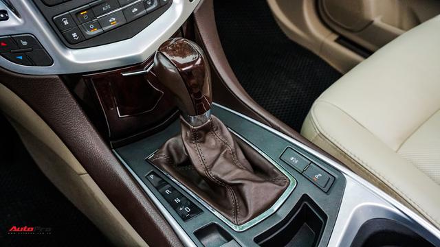 Cadillac SRX 2010 - Món ngon nhưng ít đại gia Việt thưởng thức - Ảnh 16.