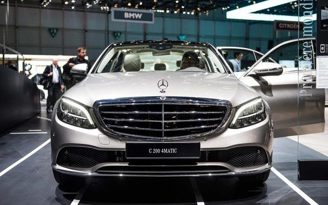 """Mercedes-Benz sắp tung """"bom tấn"""" hoàn toàn mới tại Việt Nam - Ảnh 1."""