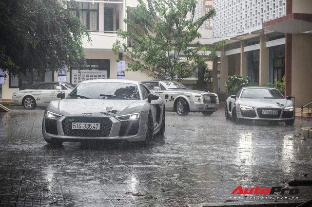 Hành trình xuyên Việt của đoàn siêu xe Trung Nguyên Legend chính thức khép lại - Ảnh 5.