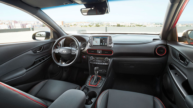 Ngoài động cơ tăng áp, Hyundai Kona còn có điểm gì để cạnh tranh Ford EcoSport tại Việt Nam? - Ảnh 4.