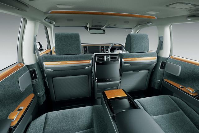 Toyota Century có ghế tốt nhất ngành xe, thách thức Rolls-Royce và đây là minh chứng - Ảnh 3.