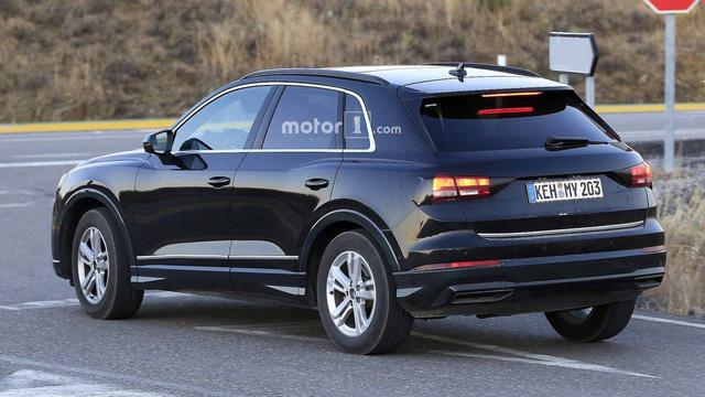 Đây là Audi Q3 thế hệ mới trần trụi 99% - Ảnh 3.