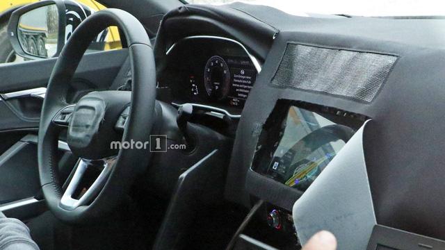 Đây là Audi Q3 thế hệ mới trần trụi 99% - Ảnh 4.