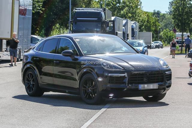 Porsche Cayenne chắc chắn sẽ có bản SUV lai coupe, nguyên do là đây - Ảnh 2.