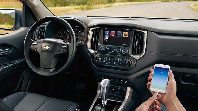 Chevrolet Trailblazer thay bản cao nhất cho khách Việt, giá vẫn thấp hơn hàng chục triệu đồng so với Toyota Fortuner bản tiêu chuẩn - Ảnh 3.