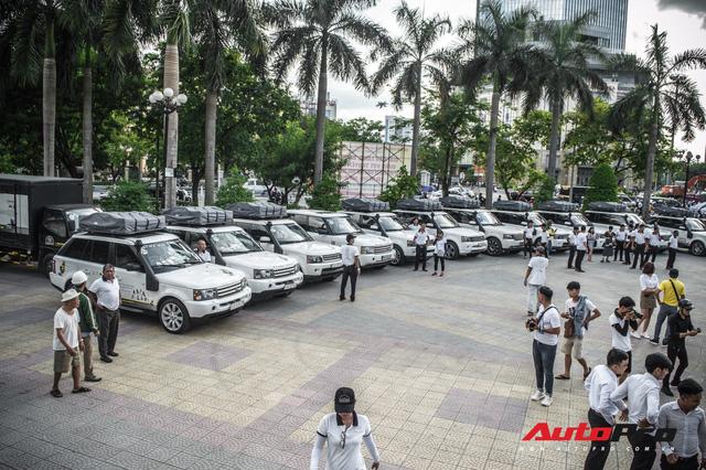 Hành trình xuyên Việt của đoàn siêu xe Trung Nguyên Legend chính thức khép lại - Ảnh 15.