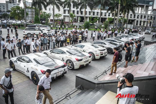 Hành trình xuyên Việt của đoàn siêu xe Trung Nguyên Legend chính thức khép lại - Ảnh 14.