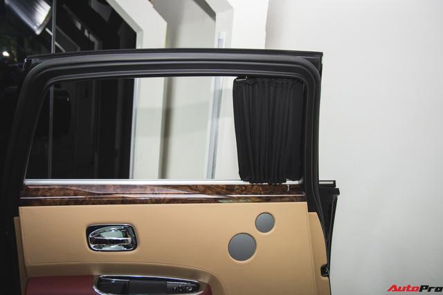 Rolls-Royce Ghost Series II EWB phối hai màu độc nhất Việt Nam - Ảnh 9.
