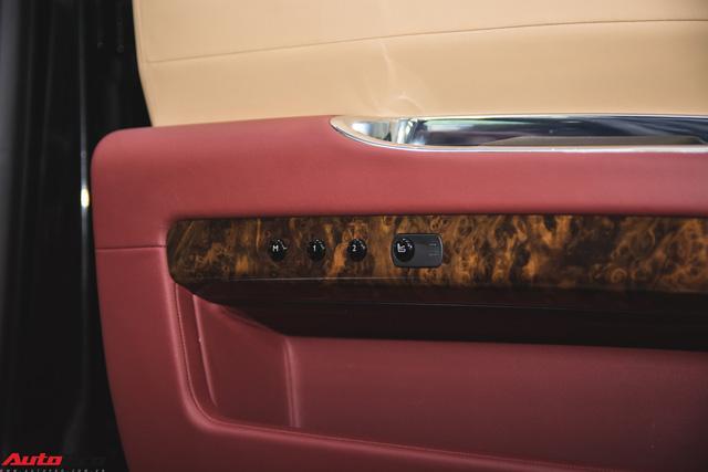 Rolls-Royce Ghost Series II EWB phối hai màu độc nhất Việt Nam - Ảnh 10.