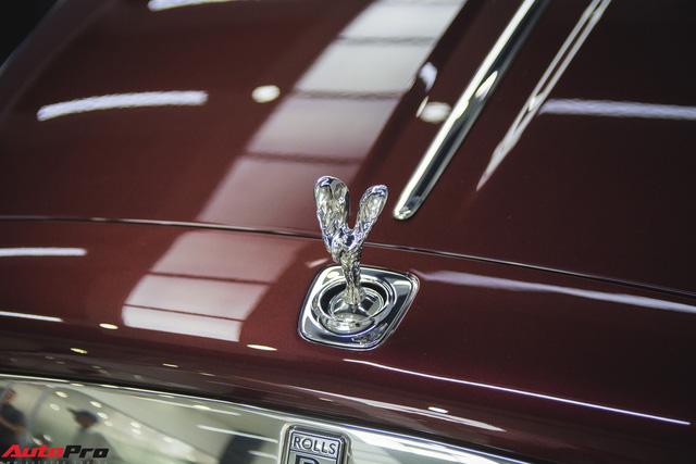 Rolls-Royce Ghost Series II EWB phối hai màu độc nhất Việt Nam - Ảnh 14.