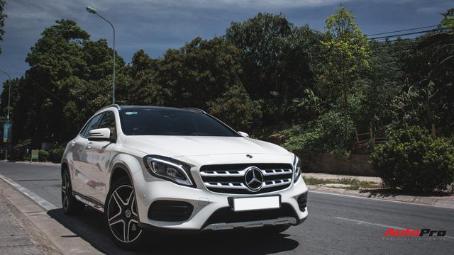 """Mercedes-Benz GLA bị chủ cũ """"bỏ rơi"""" sau chưa đầy 7.000 km, giảm hơn 100 triệu đồng"""