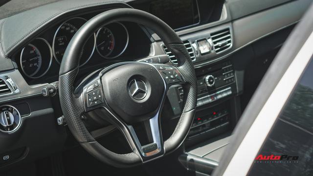 Chạy chưa tới 5.000 km/năm, chủ xe bán Mercedes-Benz E200 Edition E giá chưa đến 1,6 tỷ đồng - Ảnh 7.