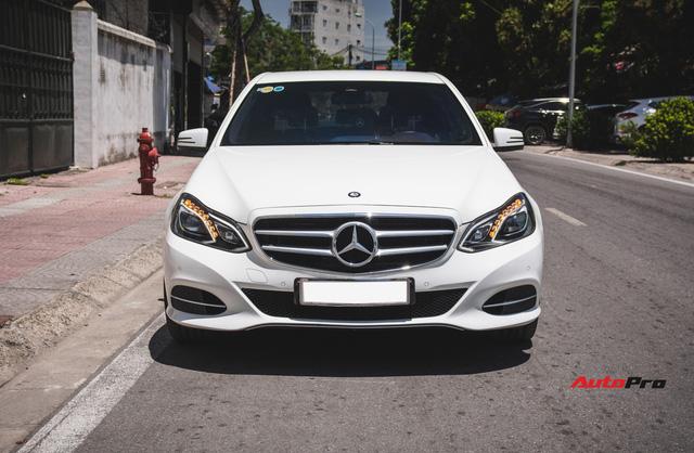 Chạy chưa tới 5.000 km/năm, chủ xe bán Mercedes-Benz E200 Edition E giá chưa đến 1,6 tỷ đồng - Ảnh 1.