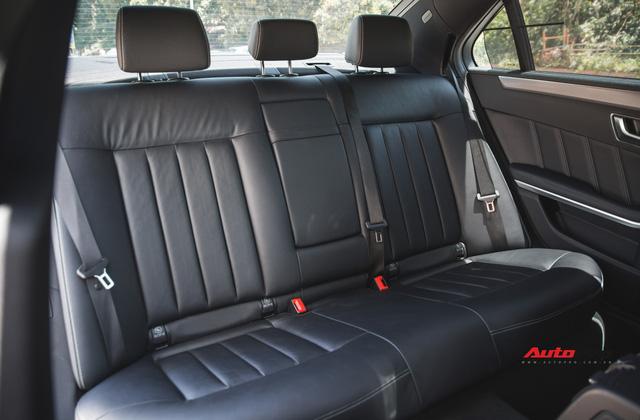 Chạy chưa tới 5.000 km/năm, chủ xe bán Mercedes-Benz E200 Edition E giá chưa đến 1,6 tỷ đồng - Ảnh 13.