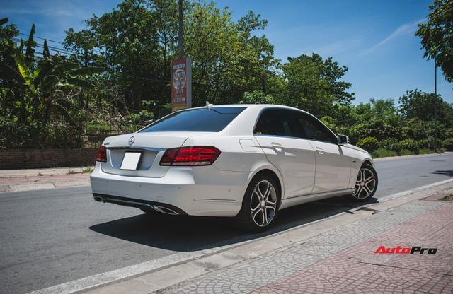 Chạy chưa tới 5.000 km/năm, chủ xe bán Mercedes-Benz E200 Edition E giá chưa đến 1,6 tỷ đồng - Ảnh 4.