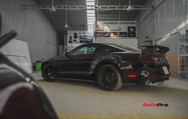 Ngựa hoang Ford Mustang lột xác, độ widebody của đại gia Hà Nội - Ảnh 16.