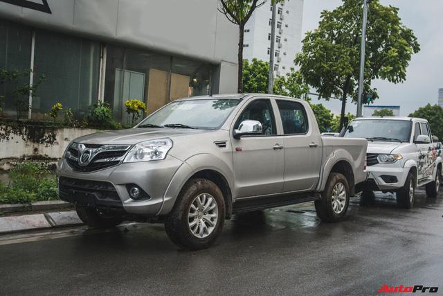 Khám phá bán tải Trung Quốc vừa về Việt Nam, cạnh tranh Ford Ranger - Ảnh 2.