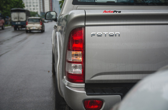 Khám phá bán tải Trung Quốc vừa về Việt Nam, cạnh tranh Ford Ranger - Ảnh 7.