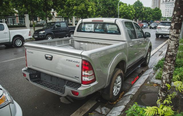 Khám phá bán tải Trung Quốc vừa về Việt Nam, cạnh tranh Ford Ranger - Ảnh 4.