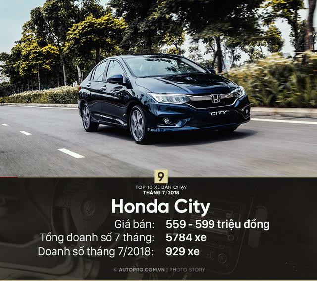 Hyundai Elantra đẩy Honda CR-V khỏi top 10 xe bán chạy tháng 7/2018 - Ảnh 10.