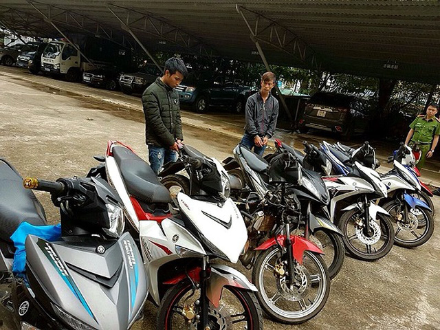 Trộm xe máy rồi lên Facebook rao bán - Ảnh 1.