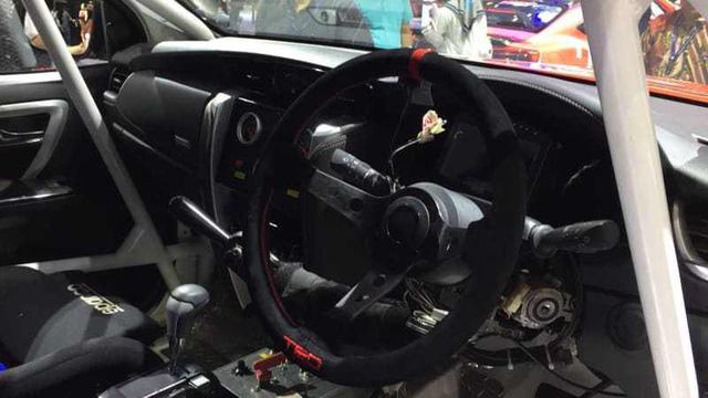 Động cơ Toyota Fortuner mạnh gấp đôi sau khi được nâng cấp chính hãng - Ảnh 6.