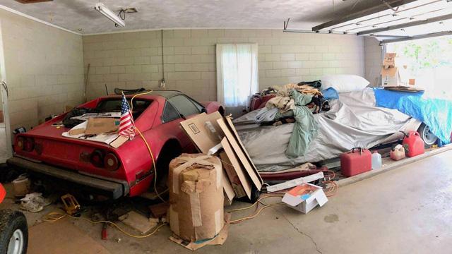Ông nội để quên siêu xe Lamborghini phủ bụi gần 2 thập kỷ, cháu trai bất ngờ khi tìm thấy - Ảnh 3.