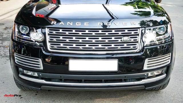 Hàng hiếm Range Rover Autobiography LWB Black Edition giá 8 tỷ đồng tại Hà Nội - Ảnh 1.