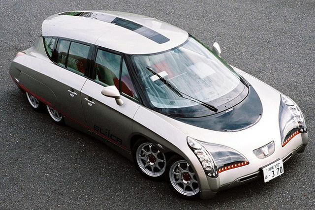10 chiếc xe hơi 'độc nhất vô nhị' mà chỉ người Nhật mới nghĩ ra được