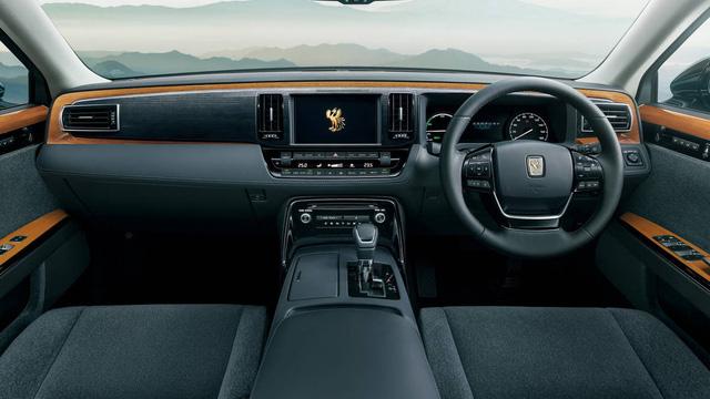 Toyota Century: Lạc đường hay đúng hướng? - Ảnh 2.