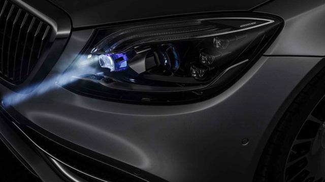 Mercedes-Benz tiếp tục khoe Digital Light - Đèn pha trình diễn ánh sáng của tương lai - Ảnh 5.
