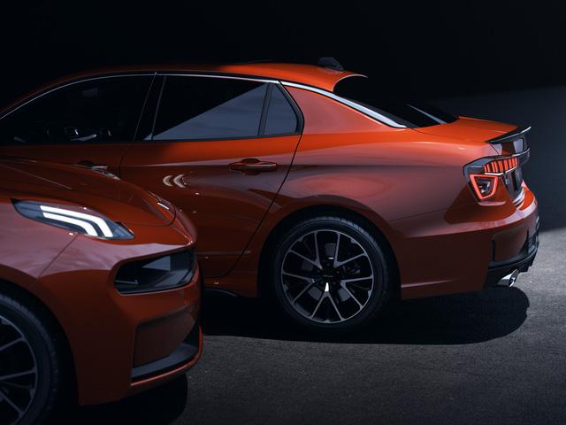 Lynk & Co 03 - Xe Trung Quốc chất Volvo chuẩn bị ra mắt chính thức