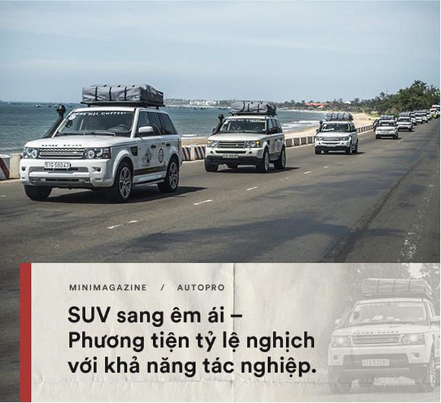 Từ Honda Wave tới Range Rover: 27 ngày xuyên Việt trên Hành trình từ trái tim diễn ra như thế nào? - Ảnh 7.