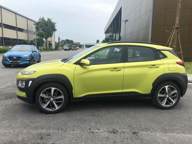 Chiều nay, Hyundai Kona ra mắt khách hàng Việt - Ảnh 1.