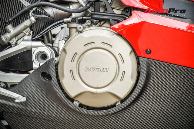 Chi tiết Ducati Panigale V4S được lên đời ống xả gần 200 triệu tại Sài Gòn - Ảnh 9.