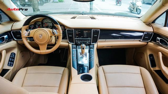 Sau hơn 7 vạn km, Porsche Panamera có giá chưa tới 2 tỷ đồng - Ảnh 6.