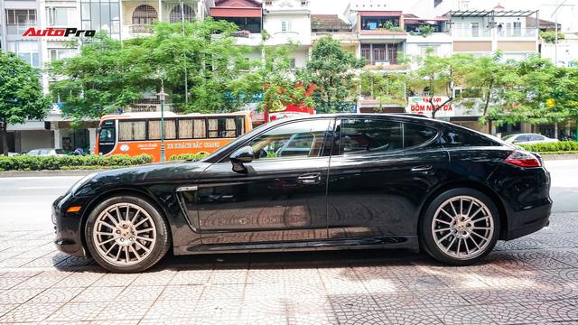 Sau hơn 7 vạn km, Porsche Panamera có giá chưa tới 2 tỷ đồng - Ảnh 2.