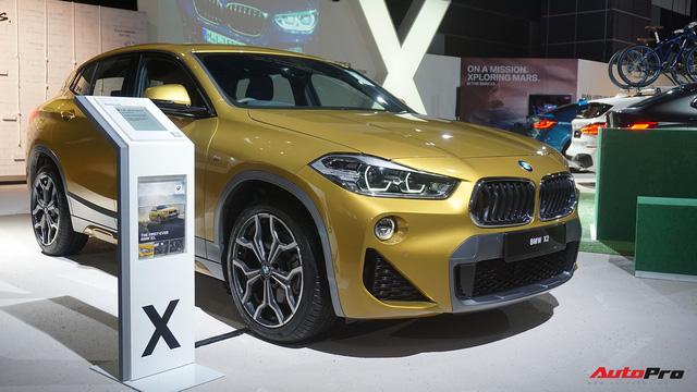 BMW X2 chốt lịch ra mắt Việt Nam, cạnh tranh Mercedes-Benz GLA - Ảnh 1.